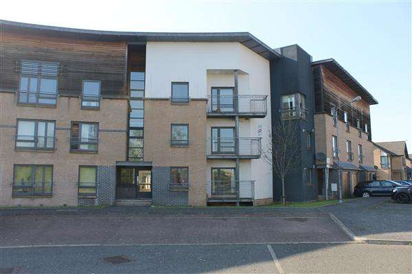 2 Bedrooms Apartment Flat for sale in Cooperage Quay, Riverside, Stirling