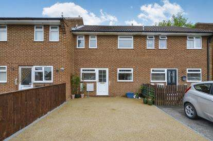 2 Bedrooms Terraced House for sale in Knotto Bottom Way, Northallerton