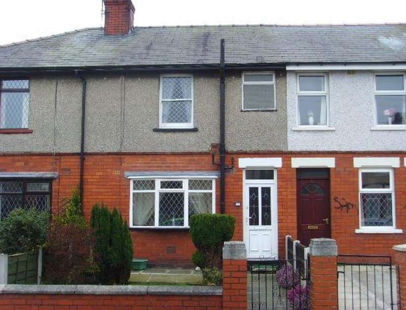 2 Bedrooms Property for sale in Rossall Crescent, Leigh, WN7