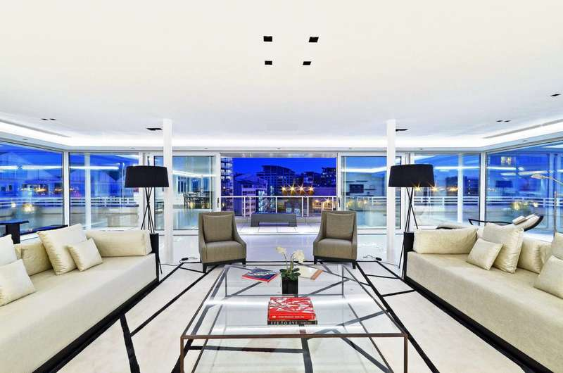 4 Bedrooms Penthouse Flat for sale in Chelsea Harbour, Chelsea, SW10