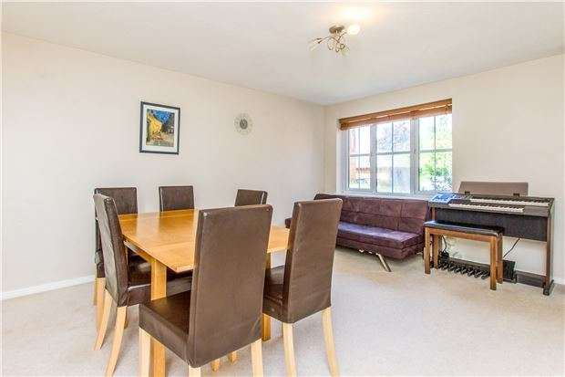 3 Bedrooms Semi Detached House for sale in Janaway, Littlemore, OXFORD, OX4 4SY