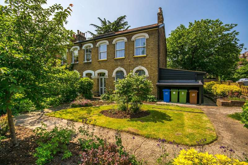 4 Bedrooms House for sale in Underhill Road, East Dulwich, SE22