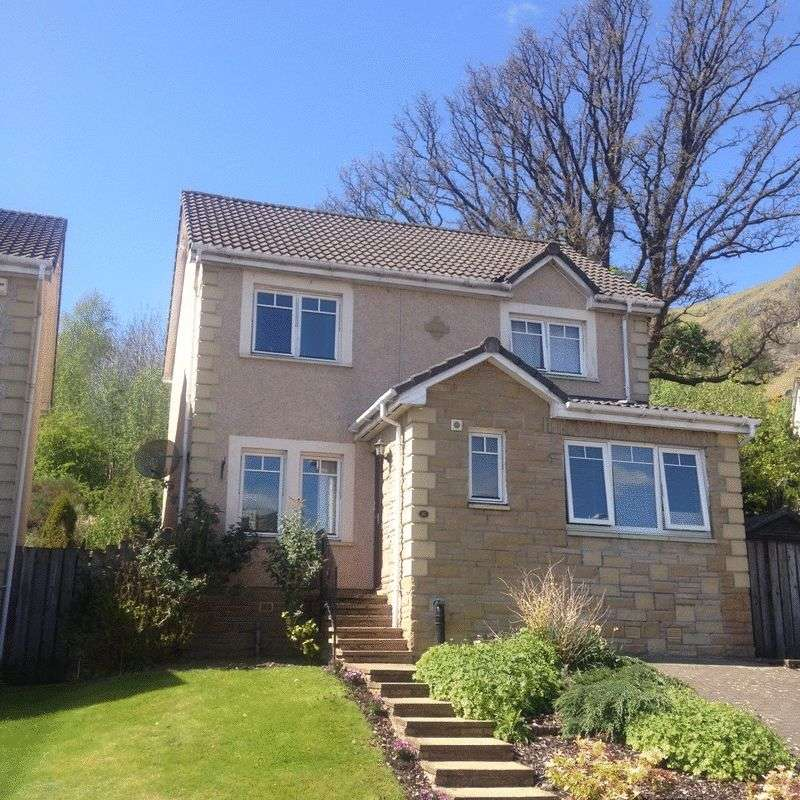 4 Bedrooms Detached House for sale in Willison Crescent, Tillicoultry