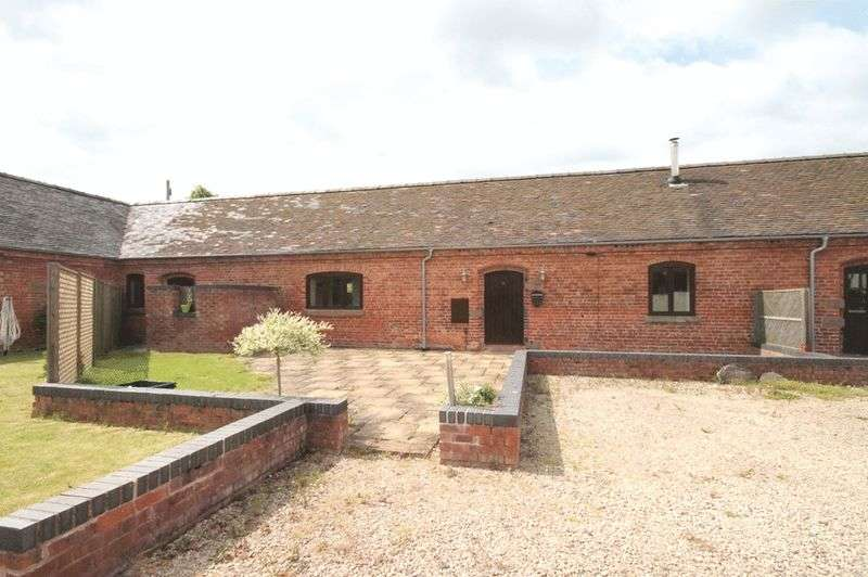 3 Bedrooms Terraced House for sale in Soulton, Wem