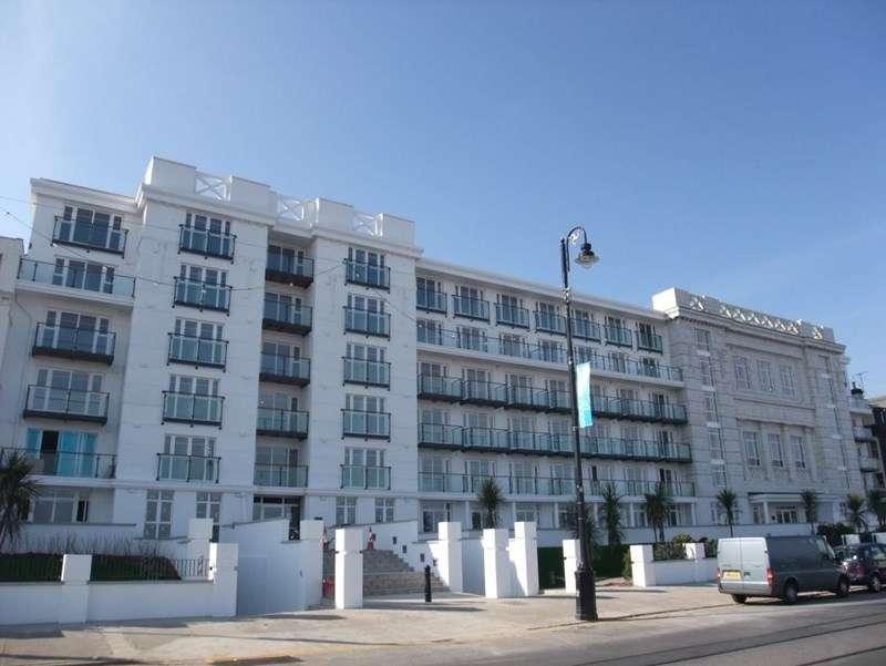 Flat for sale in Spectrum Apartments, Central Promenade, Douglas, IM2 4JL