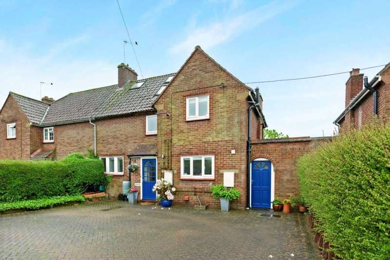 4 Bedrooms Semi Detached House for sale in Tring Road, Long Marston