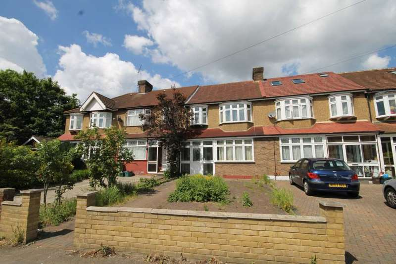 3 Bedrooms Terraced House for sale in Links Avenue, Morden