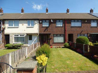 3 Bedrooms Terraced House for sale in Lonsdale Road, Ford, Liverpool, Merseyside, L21