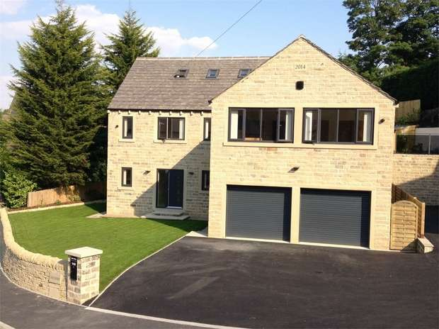 5 Bedrooms Detached House for sale in The Shire, Bank Lane, Denby Dale, Huddersfield
