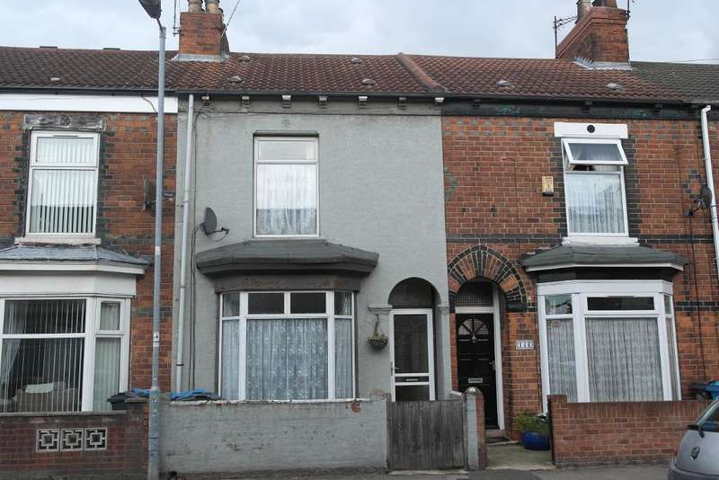 2 Bedrooms Terraced House for sale in Buckingham Street, Hull, HU8 8TL