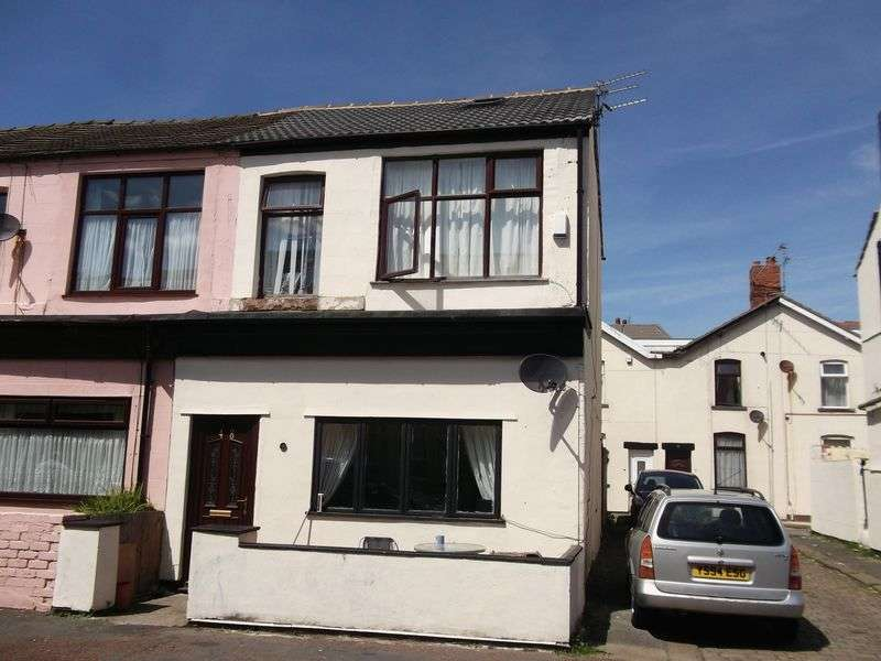 3 Bedrooms Terraced House for sale in Haig Road, Blackpool