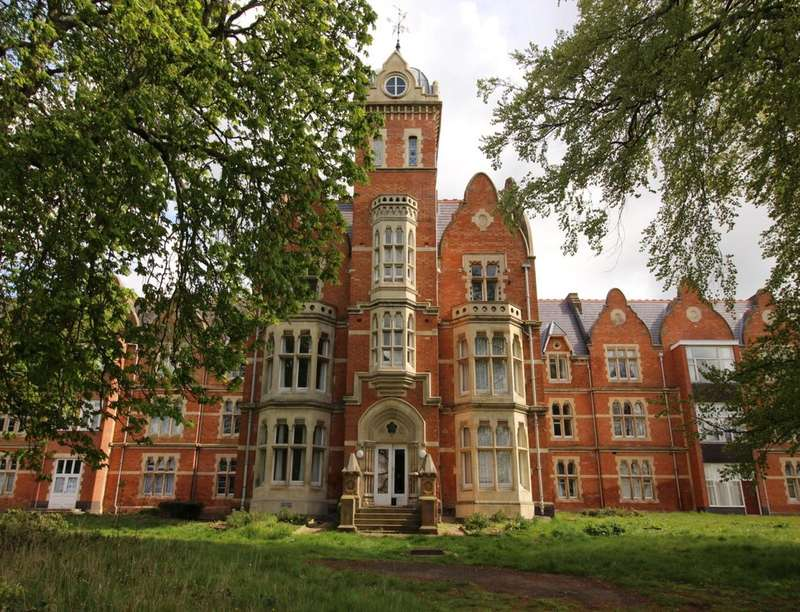 2 Bedrooms Flat for sale in Grosvenor Gate, Leicester, LE5