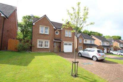 4 Bedrooms Detached House for sale in Cortmalaw Crescent, Robroyston