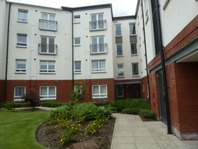 3 Bedrooms Flat for sale in Whimbrell Wynd,Renfrew,Renfrewshire,PA4 8TL
