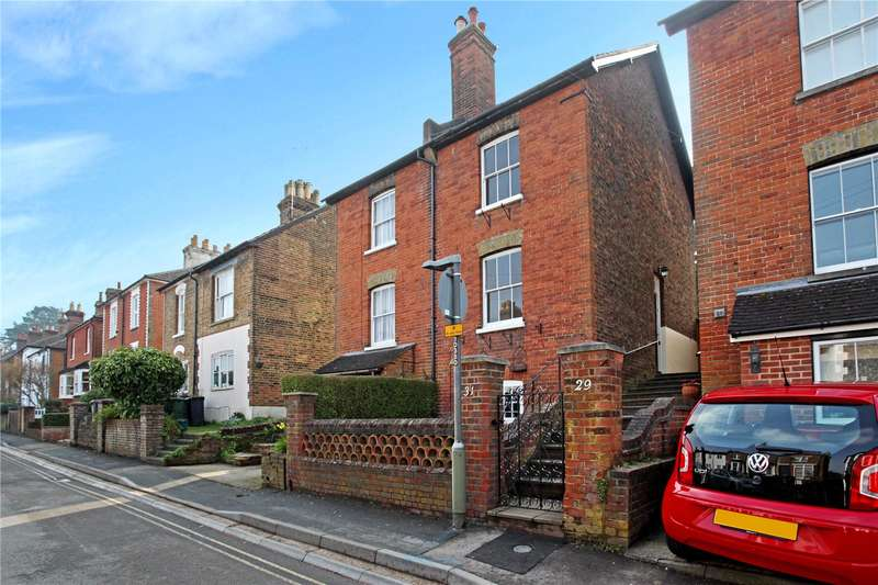 2 Bedrooms Semi Detached House for sale in Addison Road, Guildford, Surrey, GU1