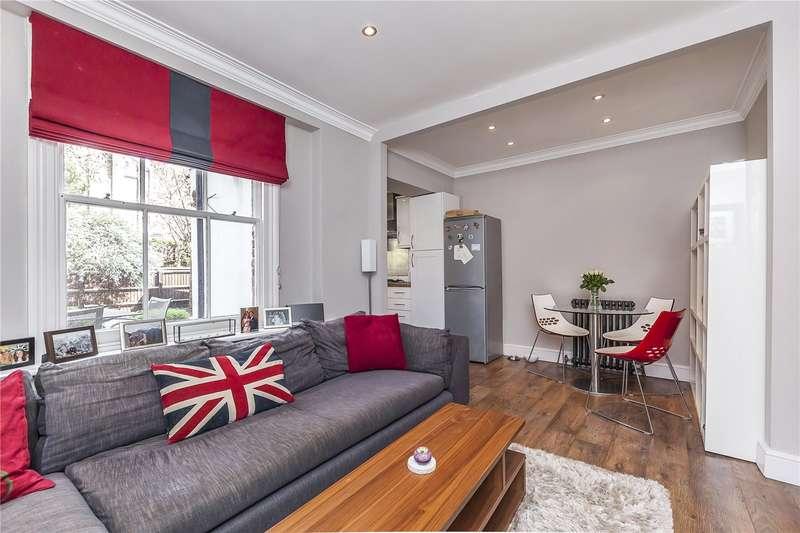 2 Bedrooms Flat for sale in Englefield Road, London, N1