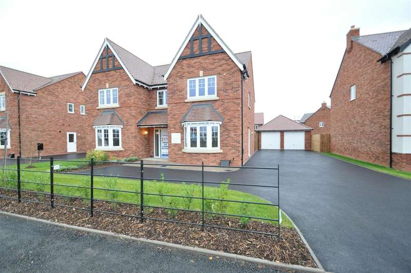 5 Bedrooms Property for sale in Cherry Tree Park, Ombersley Road, Worcester