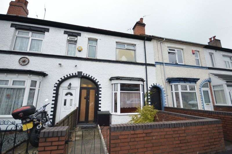 3 Bedrooms Terraced House for sale in Wyrley Road, Birmingham