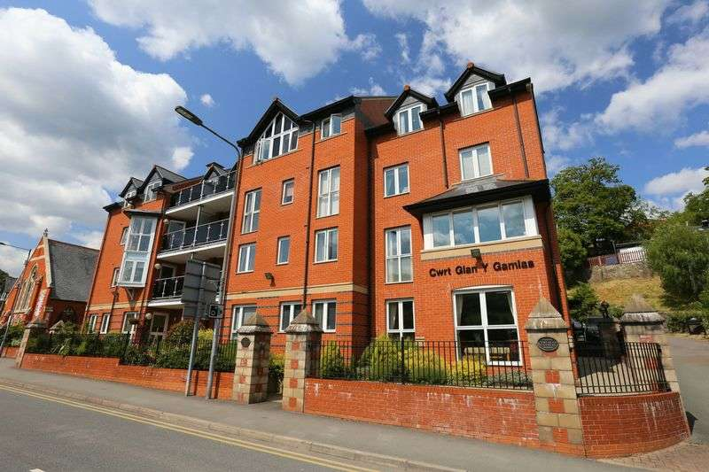 2 Bedrooms Flat for sale in Abbey Road, Llangollen
