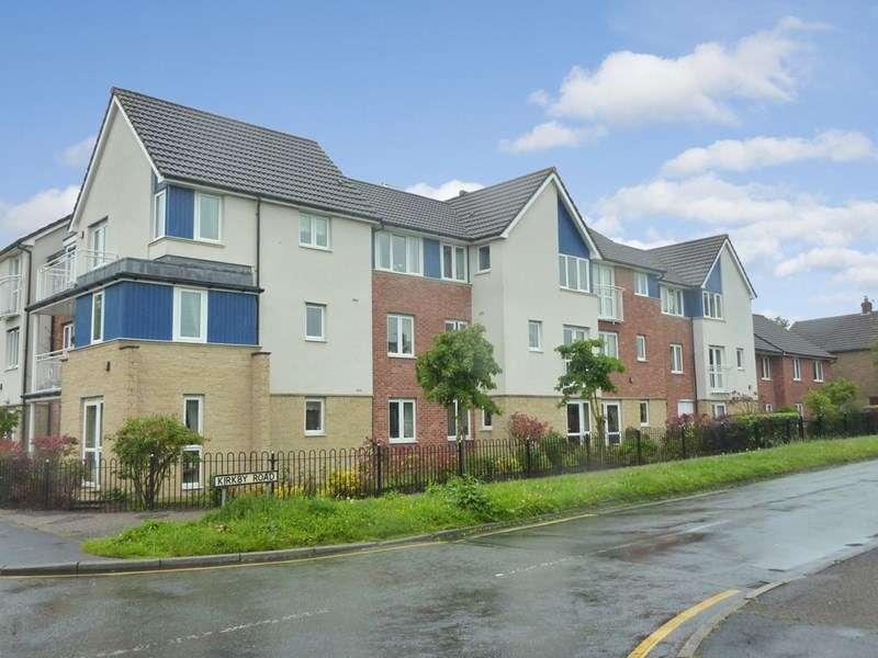 1 Bedroom Retirement Property for sale in Gilbert Court, Warrington, WA3 4GB