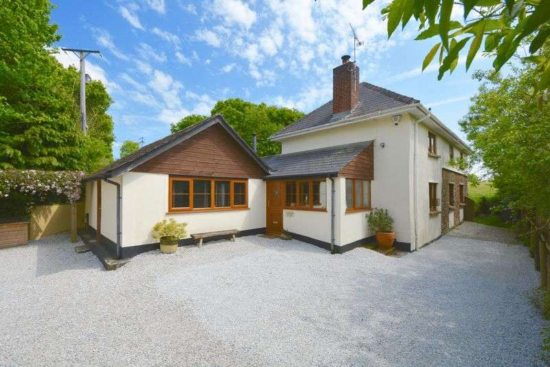 5 Bedrooms Property for sale in Jacobstowe, Devon. EX20 3AJ