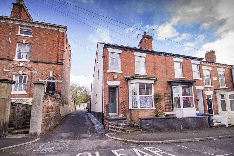 3 Bedrooms House for sale in EDWARD STREET, DERBY
