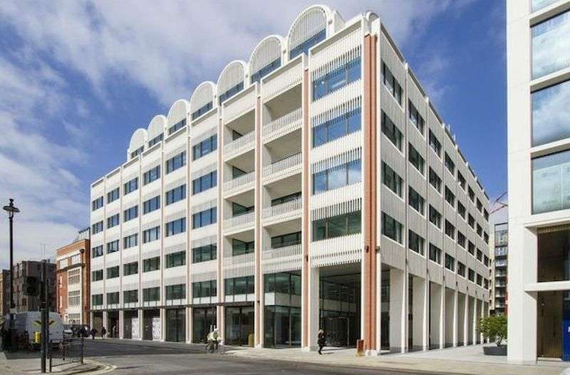 3 Bedrooms Flat for sale in Fitzroy Place, 100 New Oxford St, Fitzrovia, W1