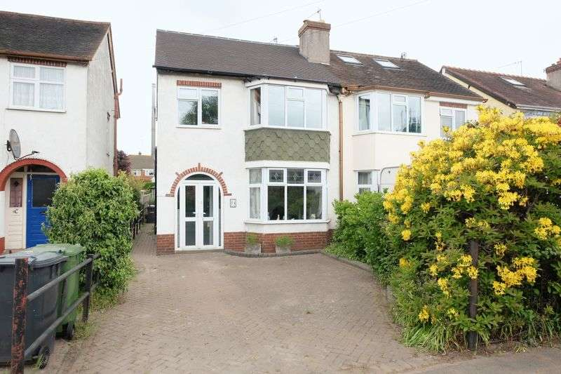 3 Bedrooms Semi Detached House for sale in Bewdley Road North, Stourport-On-Severn DY13 8PS