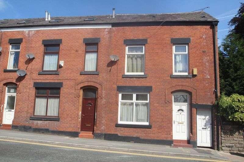 4 Bedrooms Terraced House for sale in Bury Road, Rochdale OL11 4EE