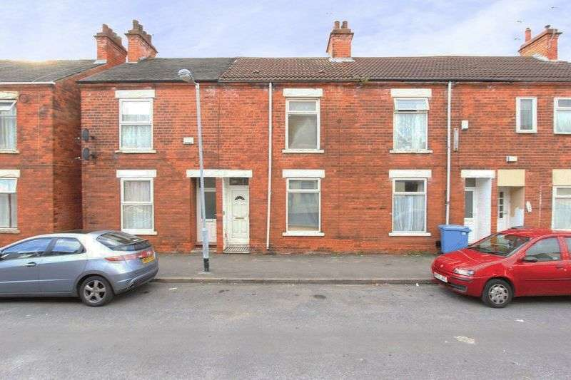 3 Bedrooms Terraced House for sale in Minton Street, Hull