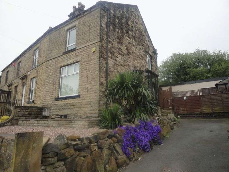 3 Bedrooms Terraced House for sale in Commonside, Batley