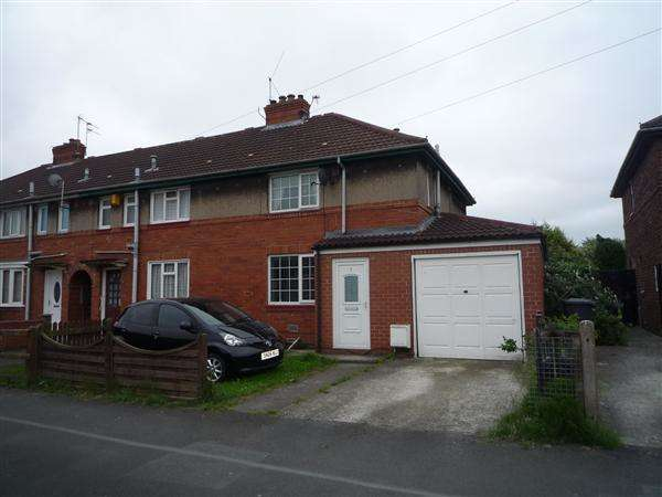 3 Bedrooms End Of Terrace House for sale in St Phillips Grove, Clifton, York