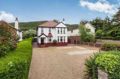 4 Bedrooms Detached House for sale in Meliden Road, Prestatyn, Denbighshire, ., LL19