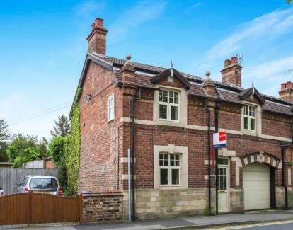 3 Bedrooms End Of Terrace House for sale in Low Moorgate, Rillington, Malton, North Yorkshire