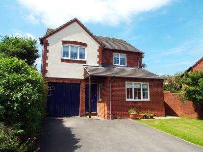 4 Bedrooms Detached House for sale in Dewfalls Drive, Bradley Stoke, Bristol, Gloucestershire