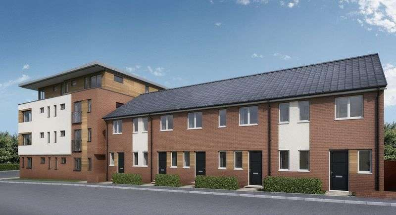 2 Bedrooms Terraced House for sale in Staveley Road, Poolsbrook, Chesterfield