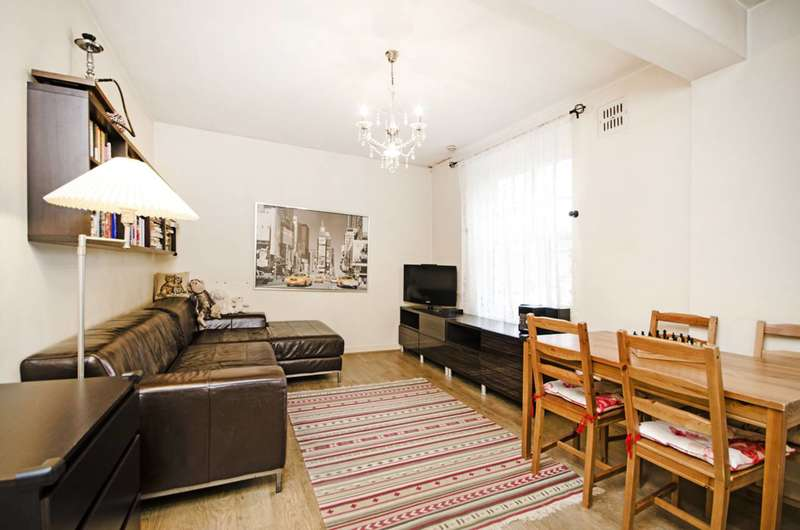 1 Bedroom Flat for sale in Barrow Hill, St John's Wood, NW8