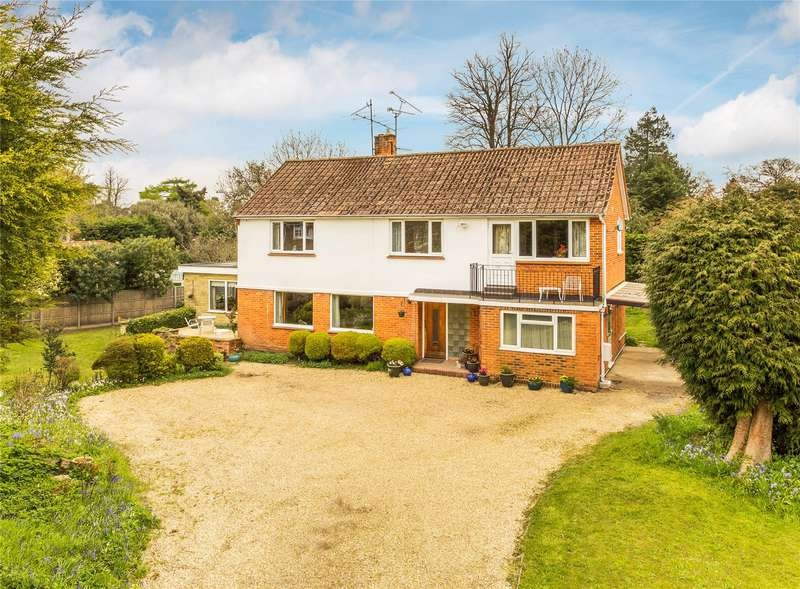5 Bedrooms Detached House for sale in Heathside Road, Woking, Surrey, GU22