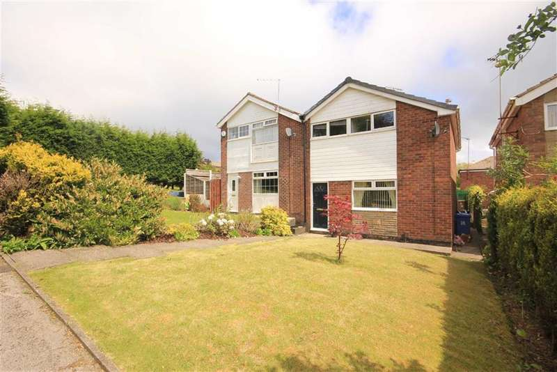 3 Bedrooms Property for sale in Cottage Walk, Shawclough, Rochdale