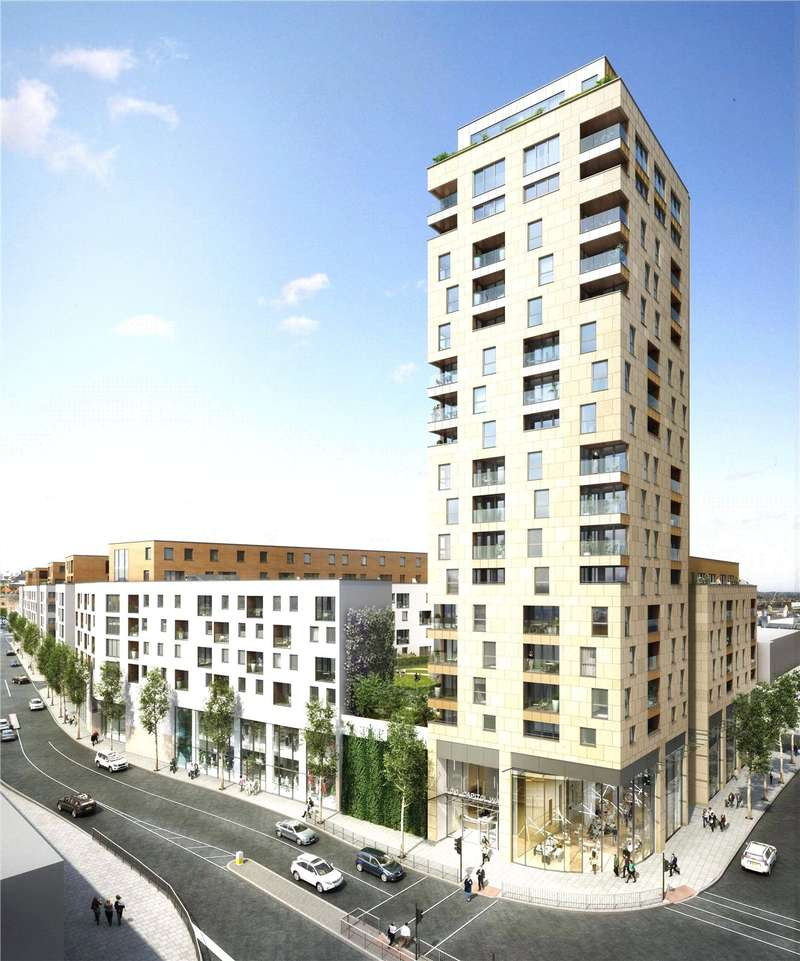 2 Bedrooms Flat for sale in TNQ Capitol Way, Colindale, London, NW9