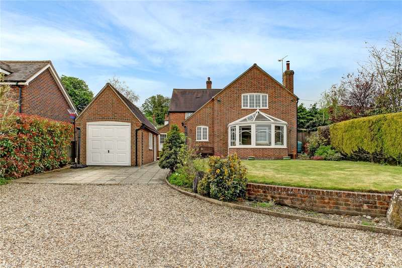 4 Bedrooms Detached House for sale in Stanmore Road, East Ilsley, Newbury, Berkshire, RG20