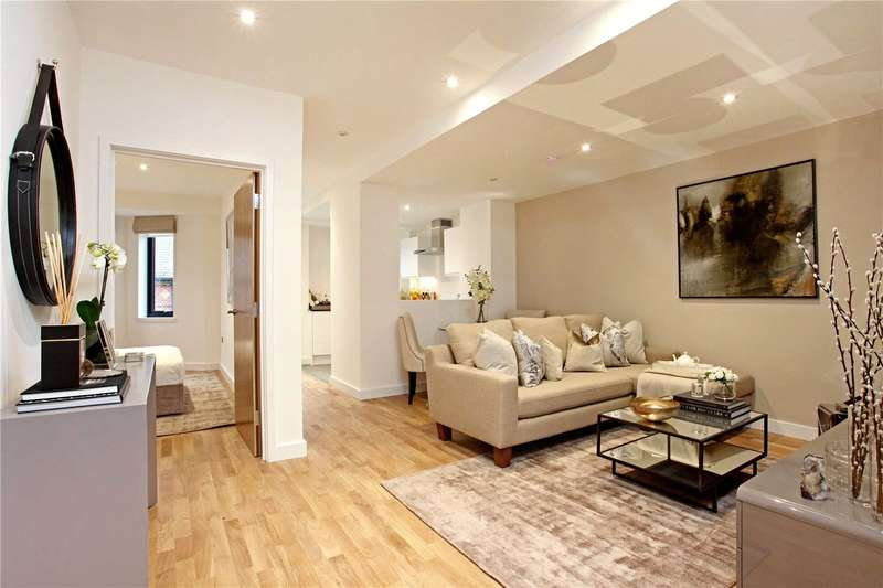 2 Bedrooms Flat for sale in St Leonards Road, Windsor, Berkshire, SL4