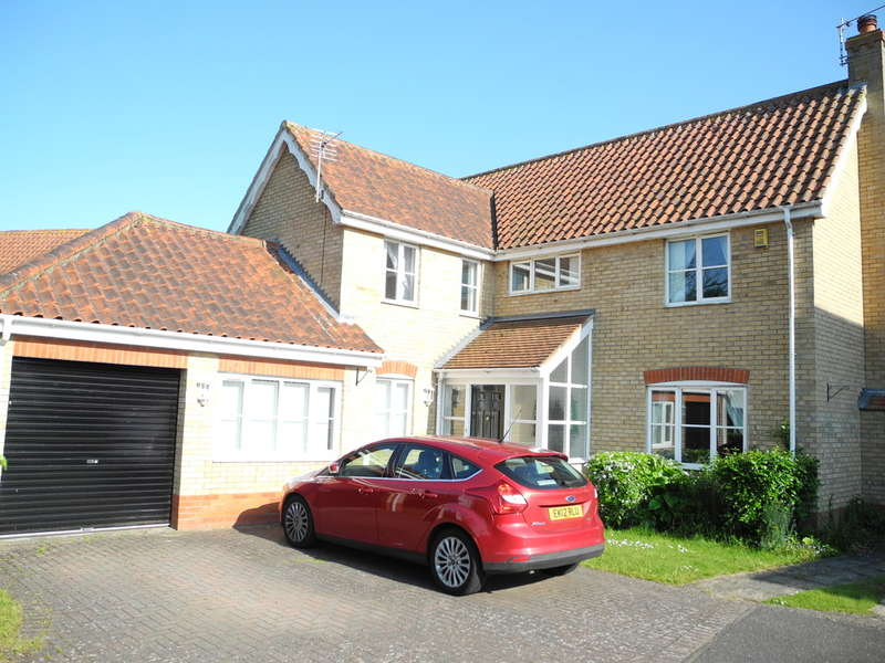 5 Bedrooms Detached House for sale in Pepys Avenue, Worlingham