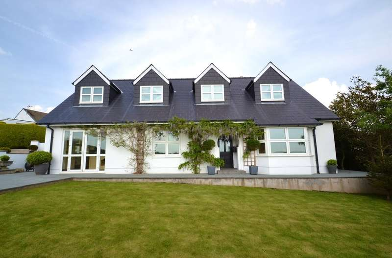 4 Bedrooms Detached Bungalow for sale in Redfern, Glenview, Pen-Y-Fai, Bridgend County Borough, CF31 4LZ.