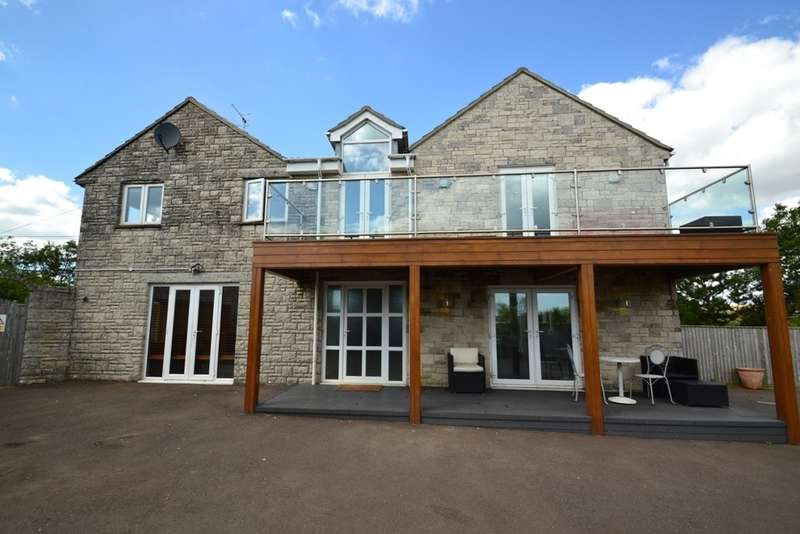 5 Bedrooms Detached House for sale in Portesham