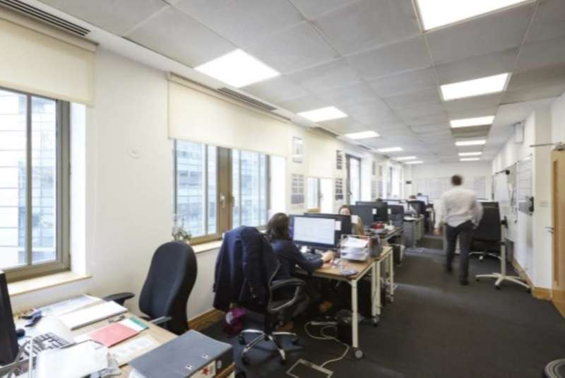 Serviced Office Commercial for rent in Wormwood Street, London (Liverpool Street)