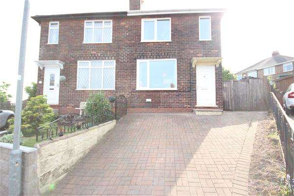 2 Bedrooms Semi Detached House for sale in Oak Place, Meir, Stoke-on-Trent