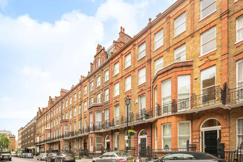 3 Bedrooms Flat for sale in Nottingham Place, Marylebone, W1U