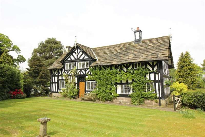 4 Bedrooms Property for sale in Chelford Road, Henbury, Macclesfield