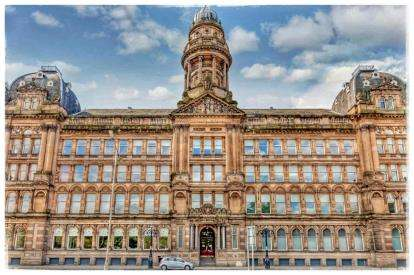 3 Bedrooms Flat for sale in Morrison Street, Tradeston, Glasgow